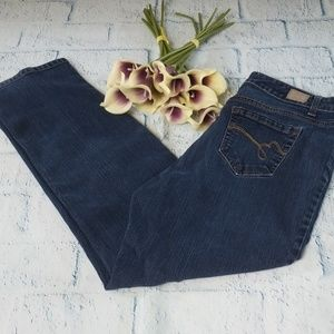 Women's Bandolono Mandie Straight Leg Jeans